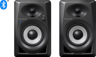 Pioneer Dm40 Bt Monitores Multimedia (oportunidad De Expo)