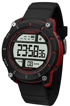 Relógio X Games Xmppd518 Bxpx