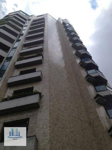 Imagem 1 de 30 de Apartamento  Residencial À Venda, Moema, São Paulo. - Ap1388
