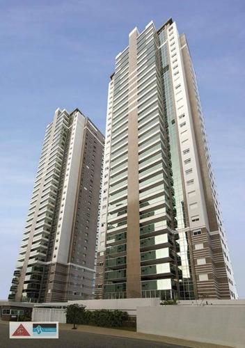 Imagem 1 de 29 de Apartamento À Venda, 218 M² Por R$ 3.100.000,00 - Jardim Anália Franco - São Paulo/sp - Ap5393