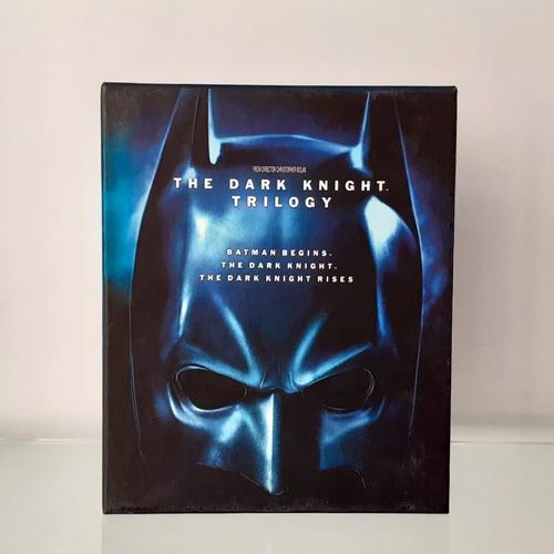 Pelicula Dvd Blu-ray Batman The Dark Knight Trilogy