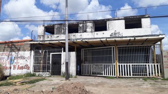 Se Vende Terreno Con Local En Av. Romulo Gallegos Ve02-005slf-yv
