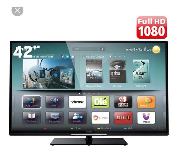 Tv Samsung 42 Polegdas Usada