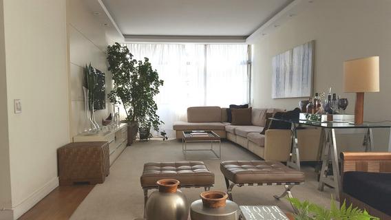 Apartamento Veiga Filho Próximo Ao Shopping Higienópolis 3 Dormitórios Sendo 1 Suíte Com Closet - Ap00003 - 34213337