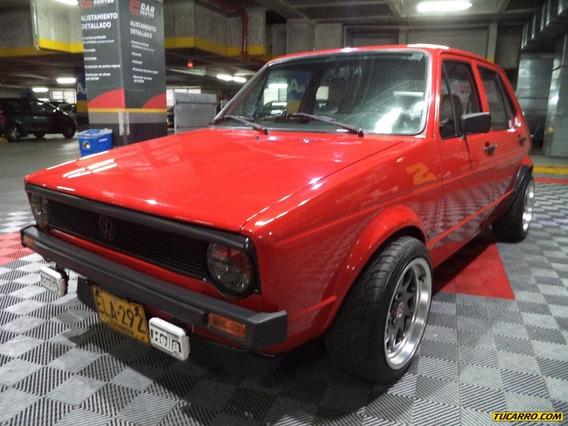 Volkswagen Golf Mkl