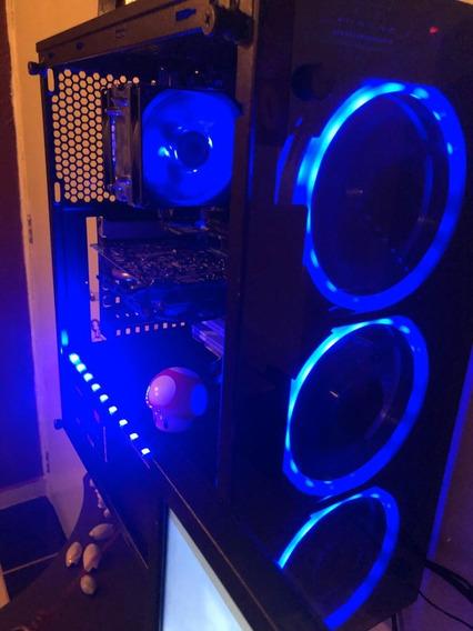 Computador Gamer Amd Phenom Ii X6