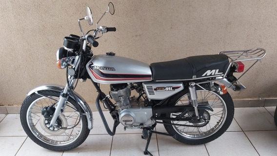 Honda Cg Ml 125 Unico Dono