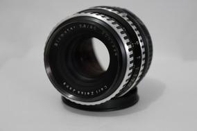 Lente Carl Zeiss Jena Ddr Biometar 80 Mm F 2.8 Eos Ef Canon