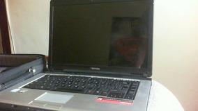 Laptop Toshiba Tarjeta Madre Dañada