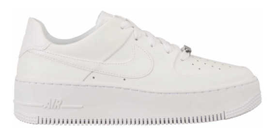 Nike Air Force 1 Plataforma Mujer ! Consultar Por Números