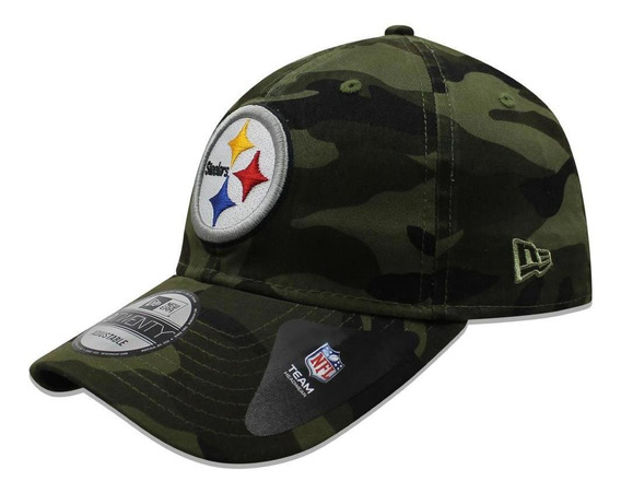 Gorra New Era 9 Forty Nfl Steelers Core Class Camo