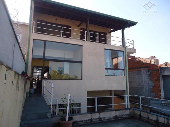Sobrado Com 3 Dormitórios À Venda, 500 M² Por R$ 500.000 - Vila Suissa - Mogi Das Cruzes/sp - So0051