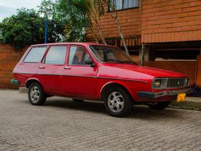 Renault R12 Brake Excelente Estado