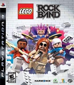 Lego Rock Band Ps3 Mídia Física Semi Novo