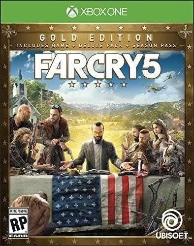 Far Cry 5 Gold Xbox One Original (offline)
