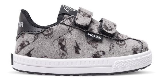 Zapatillas Jaguar Oficial Art. #202 22 Al 26