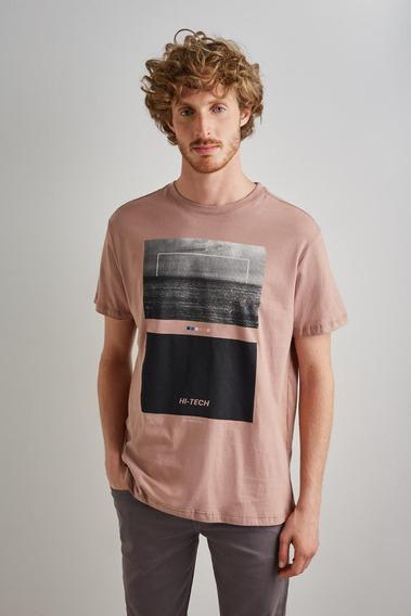 Camiseta Estampada Horizon Reserva