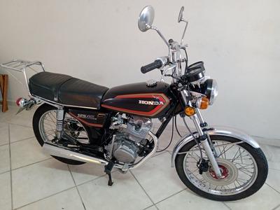 Honda Ml 125 (aceita Troca)