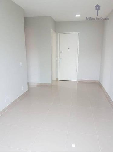 Apartamento 42m² À Venda, Residencial Portal Dos Bandeirantes Em Sorocaba - Ap0651