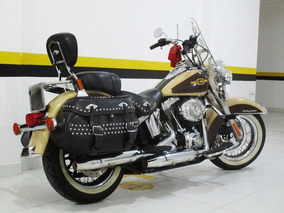 Harley-davidson Heritage Softail Classic 2014 | Único Dono
