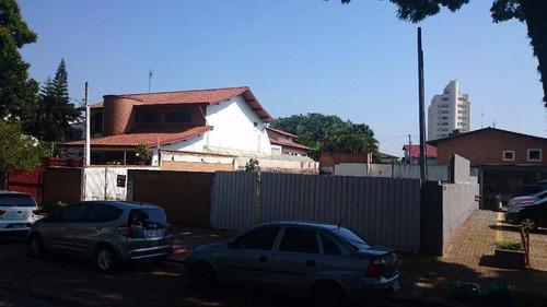Terreno Comercial Para Locação, Jardim Esplanada, São José Dos Campos. - Te0181