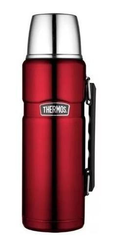 Termo Thermos 1.2 Litros Con Manija Acero Inoxidable