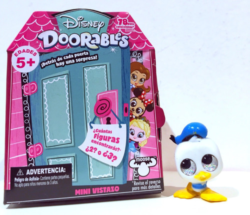 Disney Doorables Donald Nuevo Original Pato Donald
