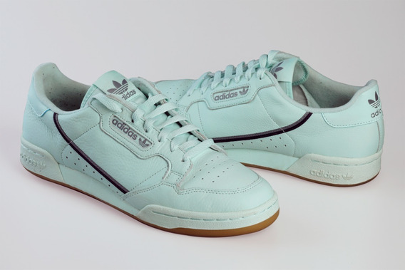 Zapatillas adidas Continental 80 Verdeclaro Bd7641 Originals