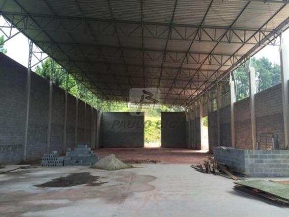 Galpao Industrial - Alianca - Ref: 3263 - V-3263