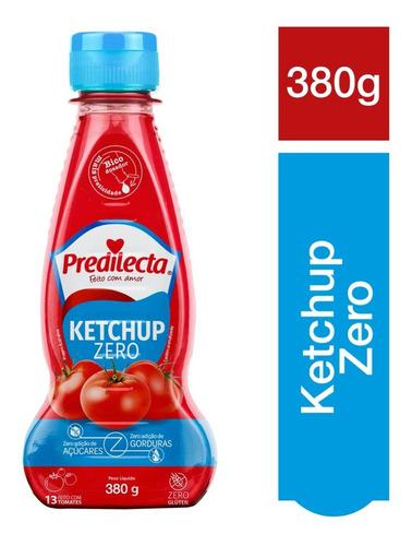 Ketchup Zero 380g Predilecta