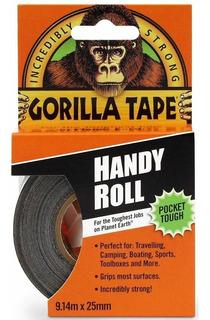 Fita De Aro Tubeless Gorilla Tape - 9,14 M X 25mm Importada