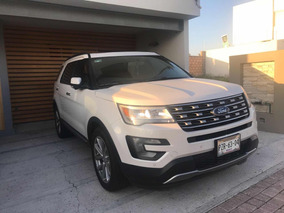 Ford Explorer 3.5 Limited Fwd Mt 2017