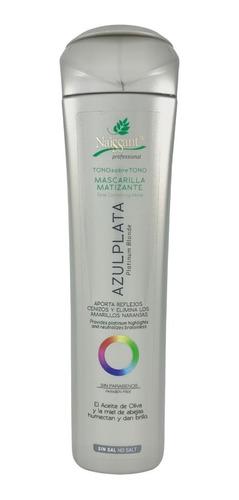 Matizante Mascarilla Azul Plata  300ml N - mL a $80