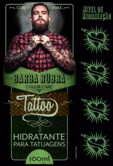 Creme Hidratante Para Tattoo Tatuagem ! Realça As Cores
