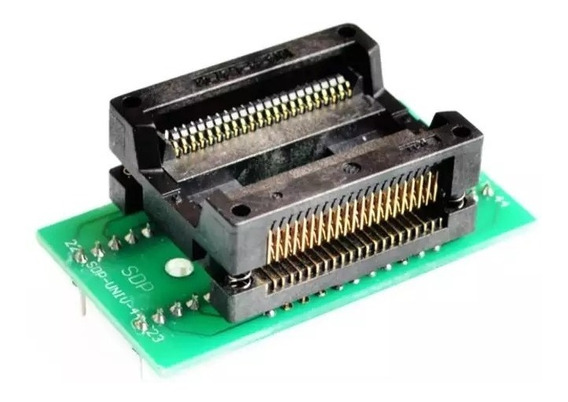 Adaptador Programador Rt809h Eprom Psop44-dip44