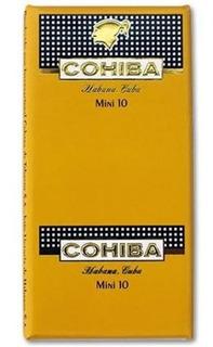 Cigarritos Cohiba Mini X 10 Unidades - Habanos