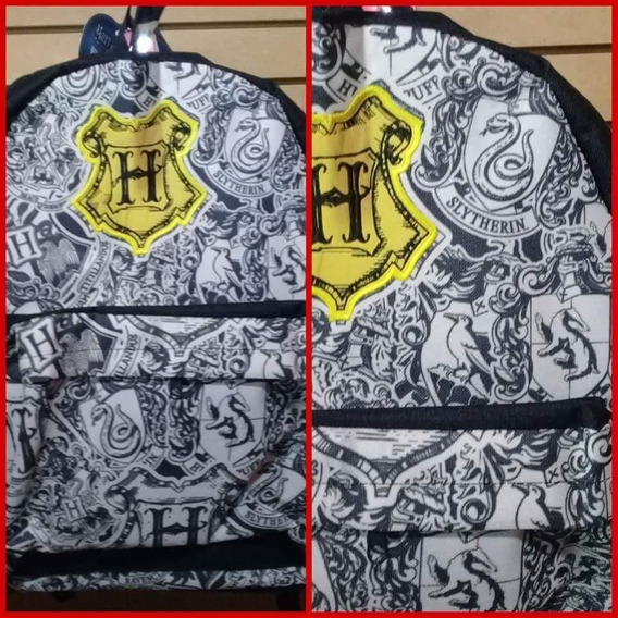 Mochila Hogwarts (harry Potter)
