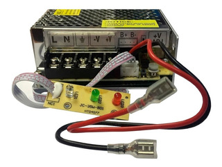 Fuente Switching 12v 4,3a Gralf Con Ups Mod Faer-12-4300-ups