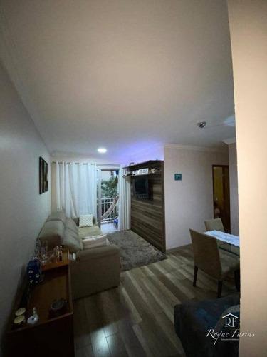 Imagem 1 de 25 de Apartamento Com 2 Dormitórios À Venda, 56 M² Por R$ 320.000,00 - Jaguaré - São Paulo/sp - Ap4948