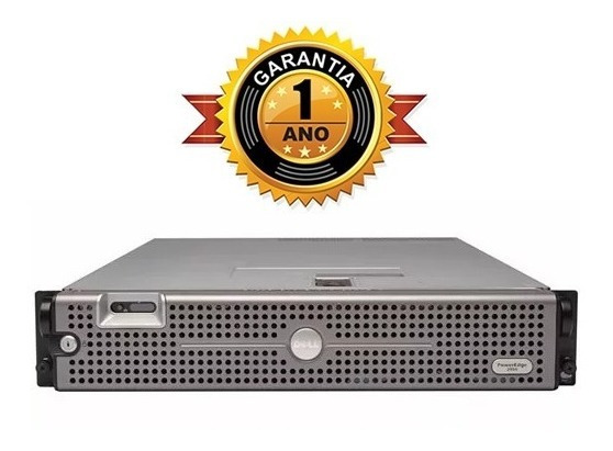 Servidor Dell Poweredge 2950 + 32gb+2xquad+300gb + Garantia