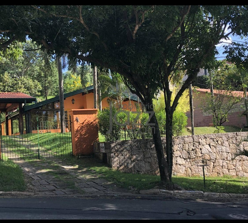 Casa Térrea No  Condomínio San Conrado Em Sousas - Ca6515