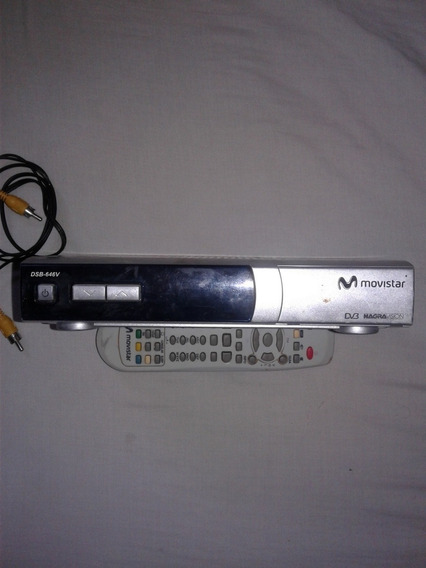 Antena Movistar Prepago