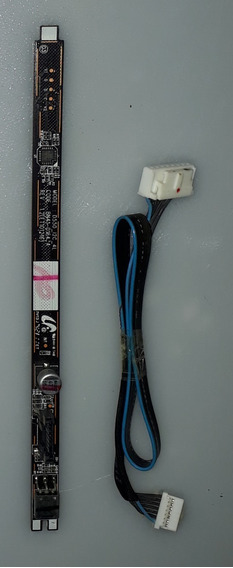 Teclado Sensor Da Tv Samsung Un40d5003bg / Bn41-01643a