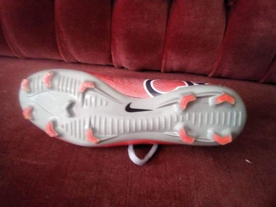 Zapatos De Futbol Campo, Totalmente Nuevos