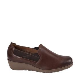 Zapato Confort Flexi 5104 Cafe Comodo Conf 824650