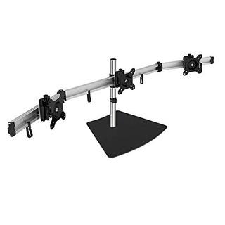 Siig Premium Aluminio Triple Monitor Stand 3 Monitores 13 2