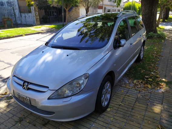 Peugeot 307 2.0 Sw Premium Tiptronic 2005
