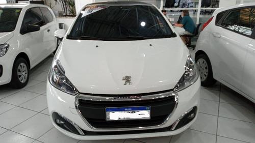 Imagem 1 de 10 de Peugeot 208 2018 1.6 16v Allure Flex Aut. 5p