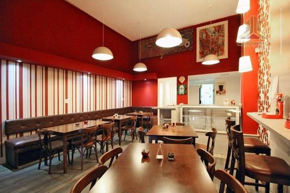 Vendo Ótima Loja No Bairro Menino Deus Em Porto Alegre, Mobiliada Para Cafeteria - Lo0033