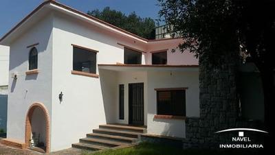 Excelente Casa En Fraccionamiento Cerrado, Cav-2694